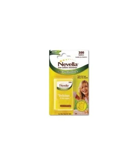 Nevella Probiyotik İçerikli Tatlandırıcı 300 Tablet