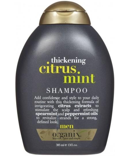 Organix Citrus Mint Saçı Kalınlaştırıcı Şampuan 385 ml