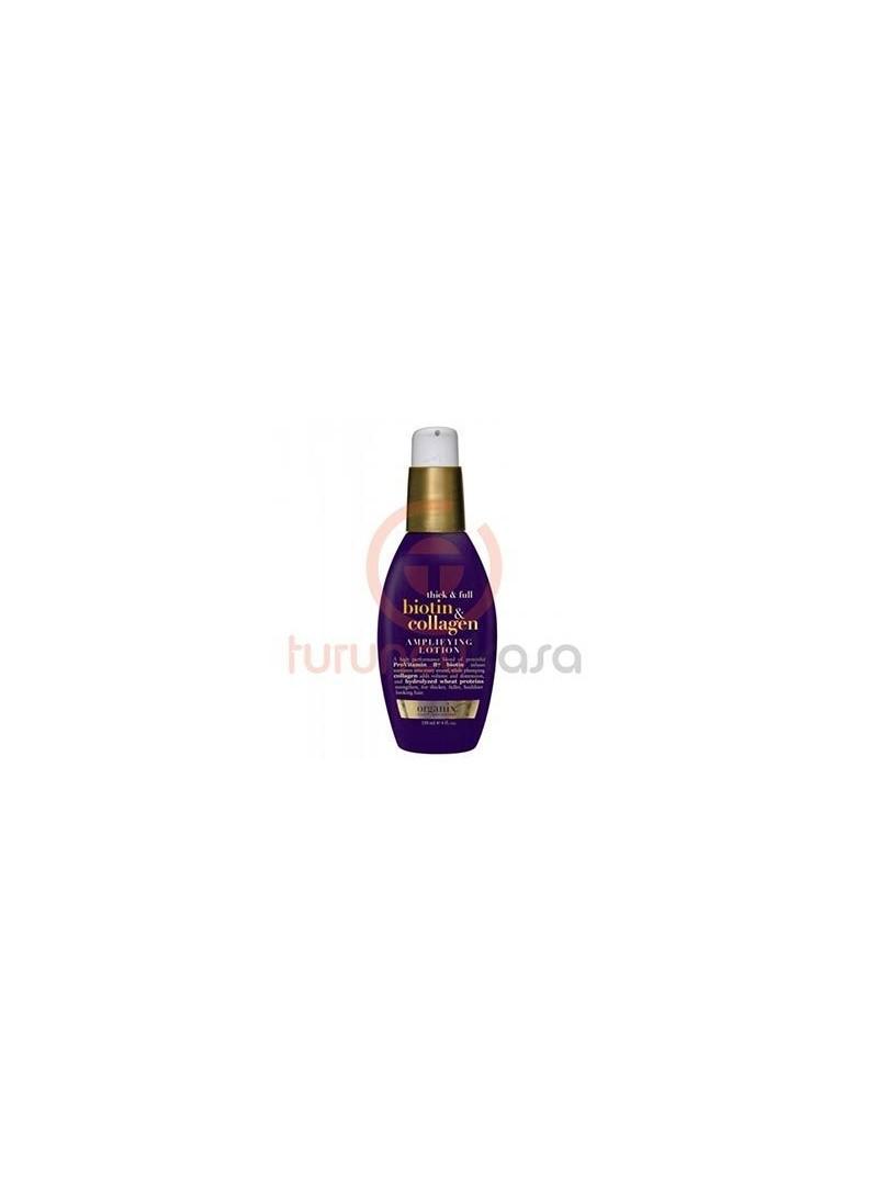 Organix Biotin & Collagen Saç Kuvvetlendirici Losyon 118 ml