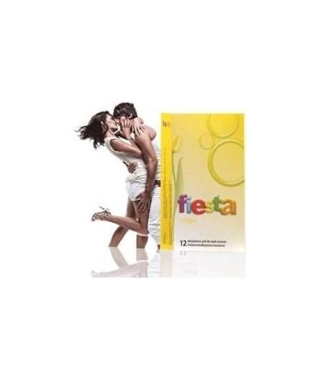 Fiesta Virgin Vagina Sıkılaştırıcı Jelli Prezervatif