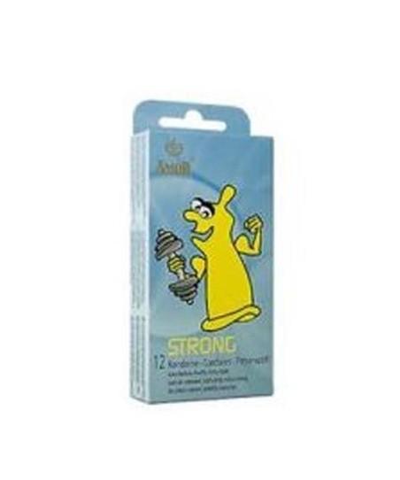 Amor Extra Strong Prezervatif 12 Adet