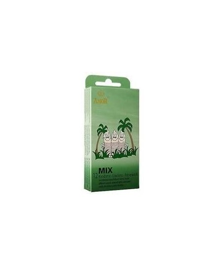 Amor Mix Prezervatif 12 Adet