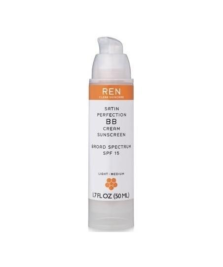 Ren Satin Perfection BB Cream SPF 15 50 ml Nemlendirici BB Krem