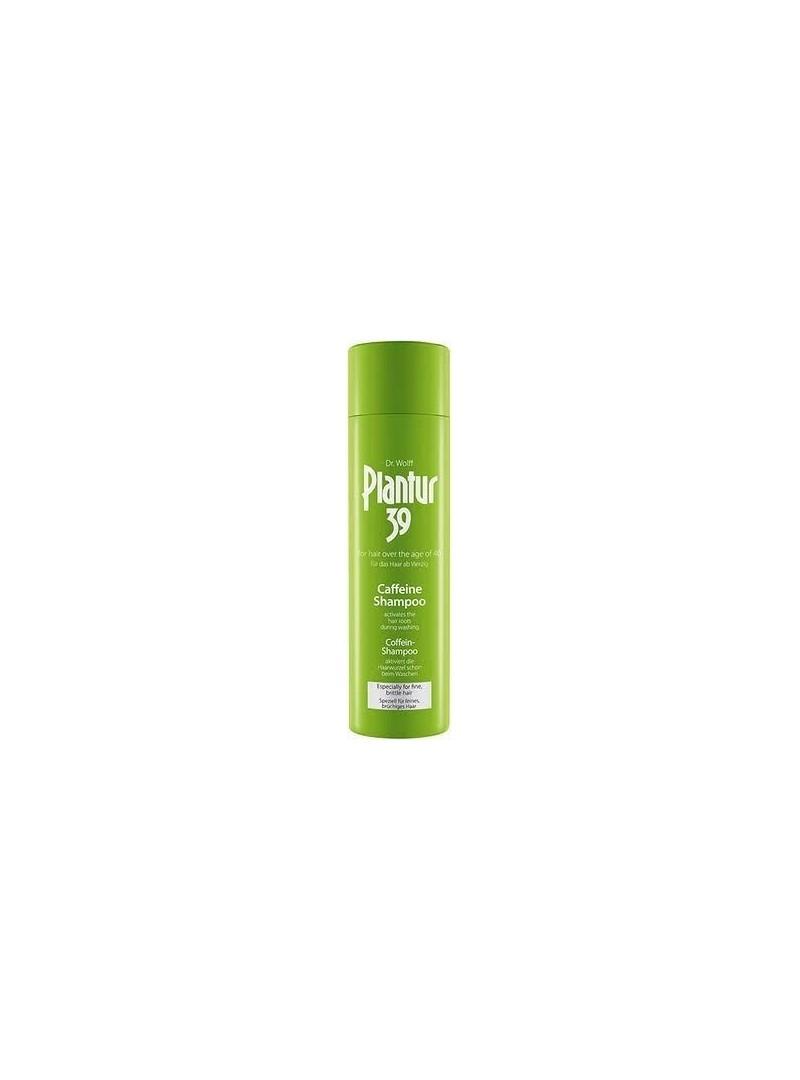 Plantur 39 Şampuan İnce ve Zayıf Saçlar İçin Caffeine Shampoo 250ml