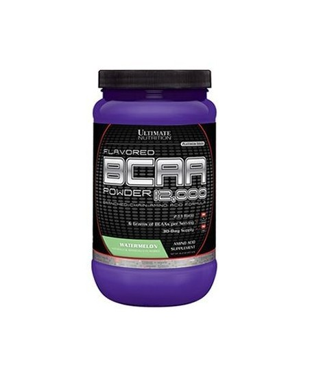 Ultimate Bcaa Powder 12000 Watermelon Toz