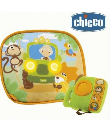 Chicco Fun Travel Safari Otomobil Oyuncağı