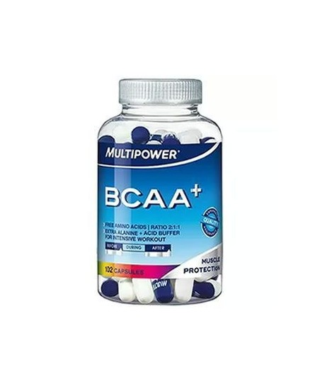 Multipower BCAA Plus 102 tablet