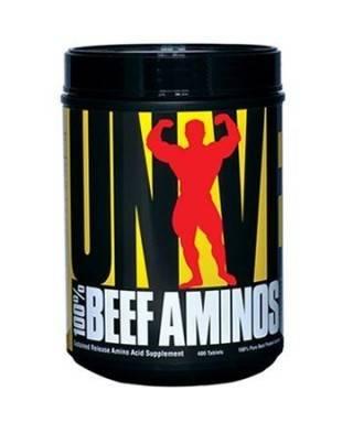 Universal Beef Amino 400...