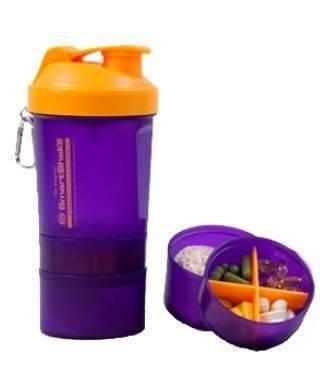 Smart Shake Orange & Purple...