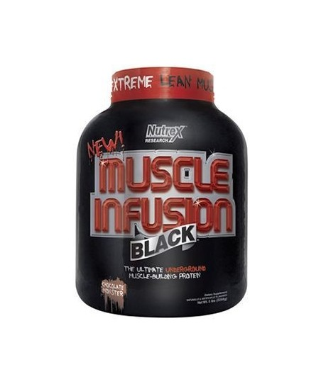 Nutrex Muscle Infusion Black Complex