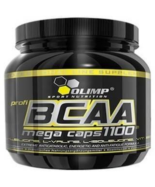 Olimp Bcaa Mega Caps 1100...