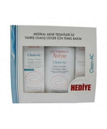 Avene Clean-Ac Medikal Akne...