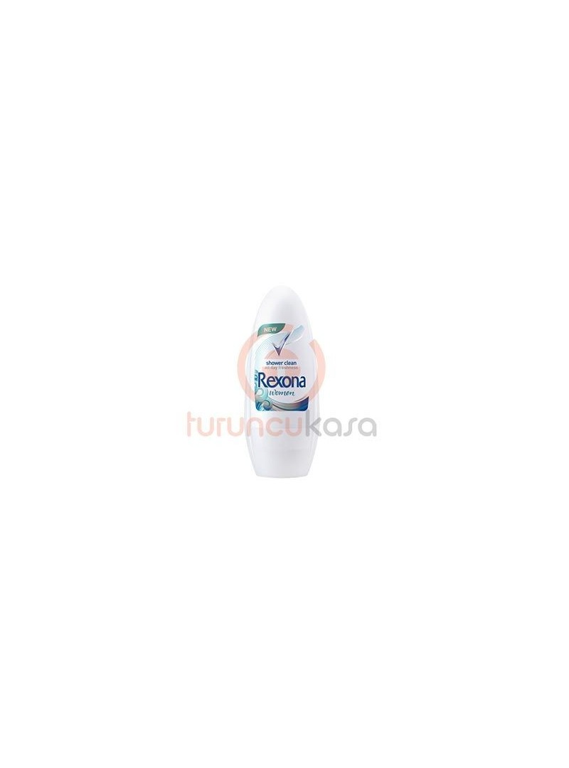 Rexona Shower Clean Bayan Roll-On 50 ml.