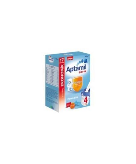 Milupa Aptamil 4 Junior Devam Sütü Toz 600 gr