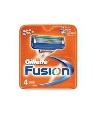 Gillette Fusion Bıçak 4'lü...