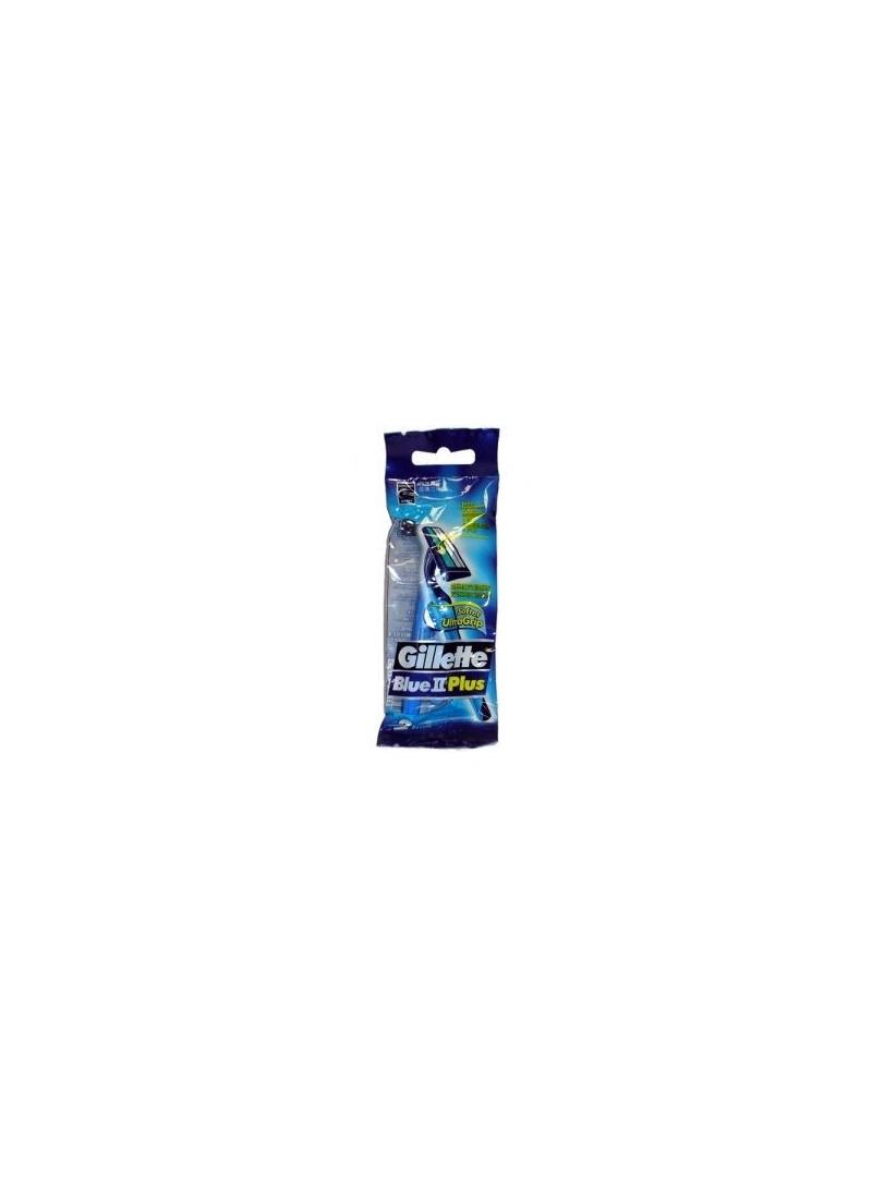 Gillette Blue II Plus 5'li Kullan At Poşet