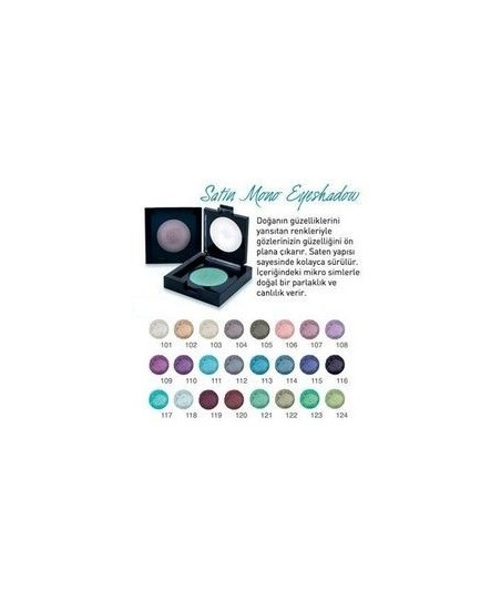 Cecile Satin Mono Eyeshadow