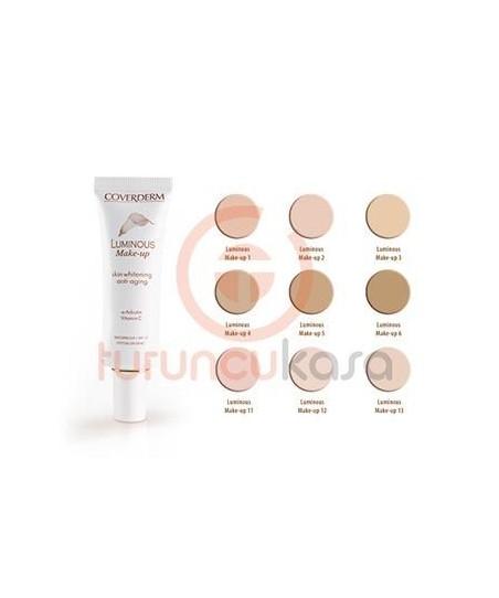 Coverderm Luminous Make-up 30 ml