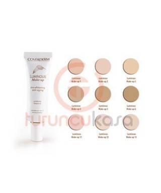 Coverderm Luminous Make-up...