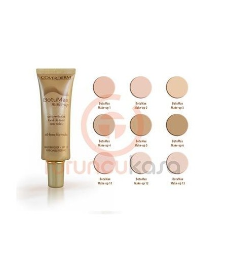 Coverderm Botumax Make-Up