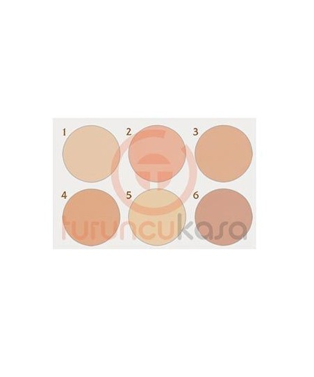 Coverderm Luminous Skin Whitening Compact Powder