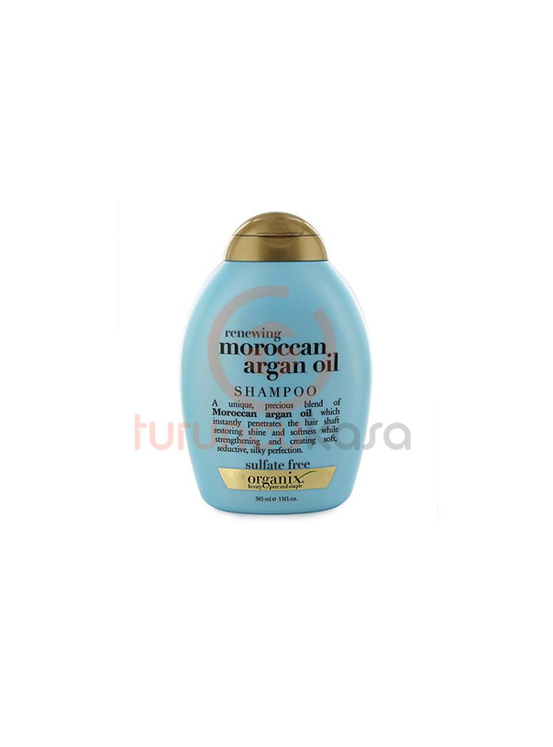 Organix Moroccan Argan Oil Shampoo 385 Ml.- Yenileyici Şampuan