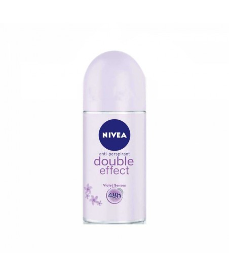 Nivea Deo Roll-On 50 ml Double Effect Bayan