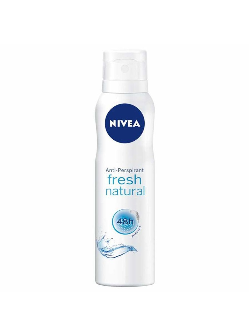 Nivea Deodorant 150 ml Fresh Natural For Women Bayan