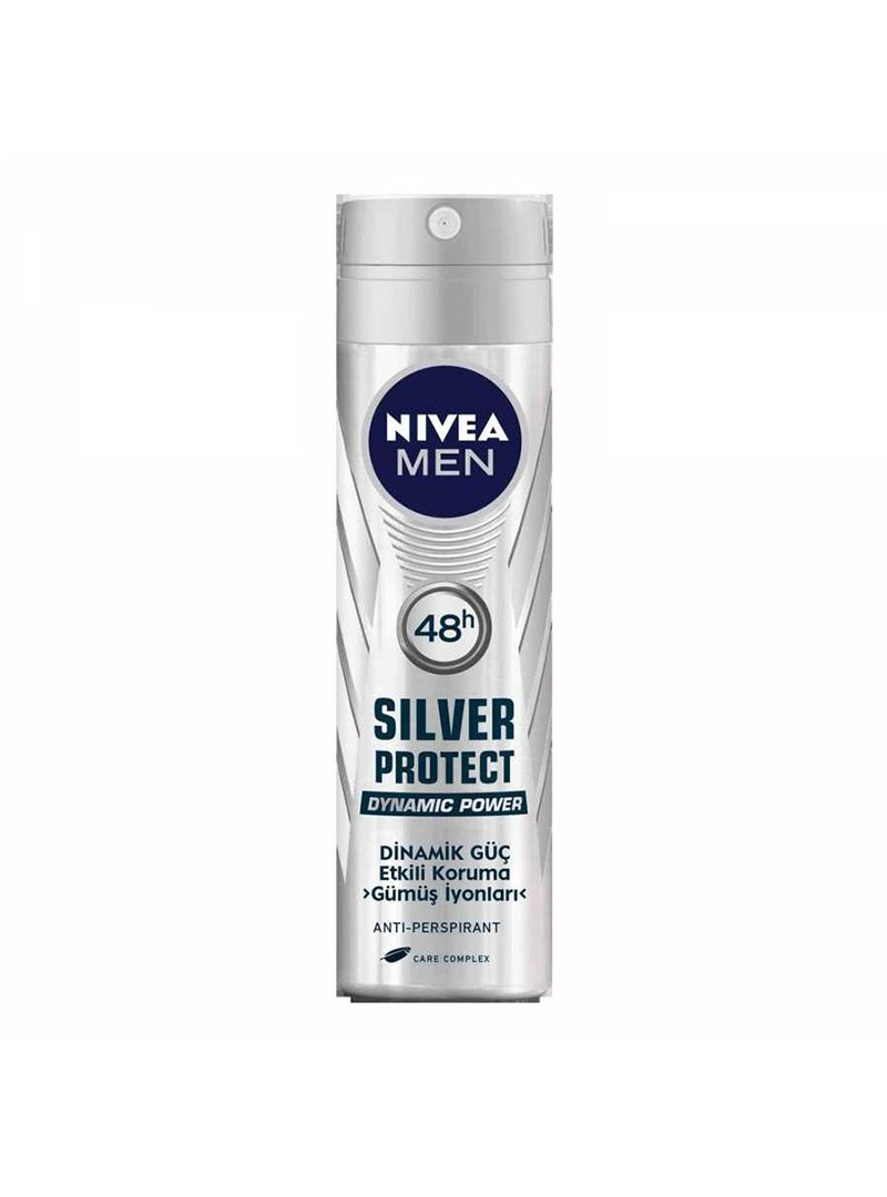 Nivea Deo Silver Protect For Men 150ml