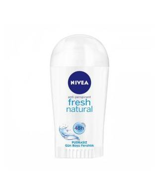 Nivea Fresh Natural Deo Stick 40 ml Bayan