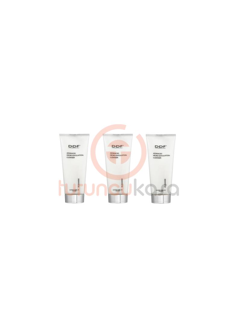 DDF Advanced Micro-Exfoliation Cleanser 60 ml - 3 Lü Paket