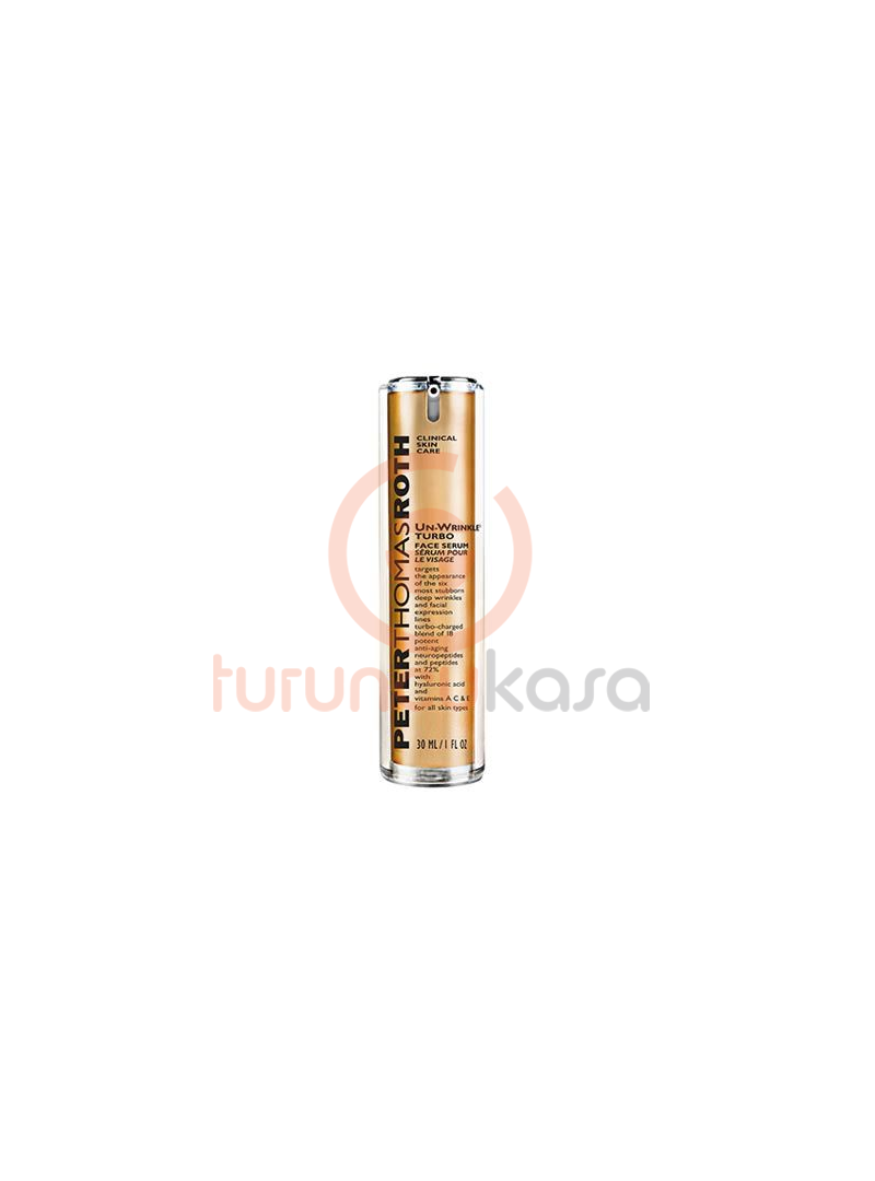 Peter Thomas Roth Un Wrinkle Turbo Face Serum 30ml