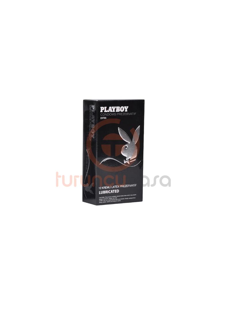 Playboy Extra lı 12'li Prezervatif