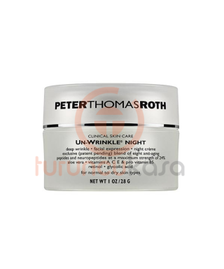 Peter Thomas Roth Un Wrinkle Night 28gr
