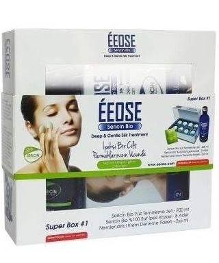 Eeose Sericin Bio Super Box Yağlı Ve Akneye Eğilimli Ciltler