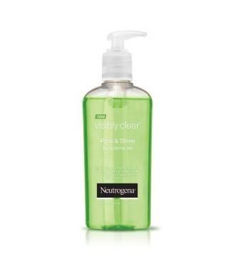 Neutrogena Visibly Clear Pore & Shine Temizleme Jeli 200ml