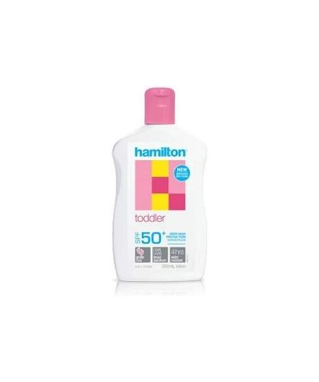 Hamilton Toddler Çocuk Losyonu Spf50+ 250 ml