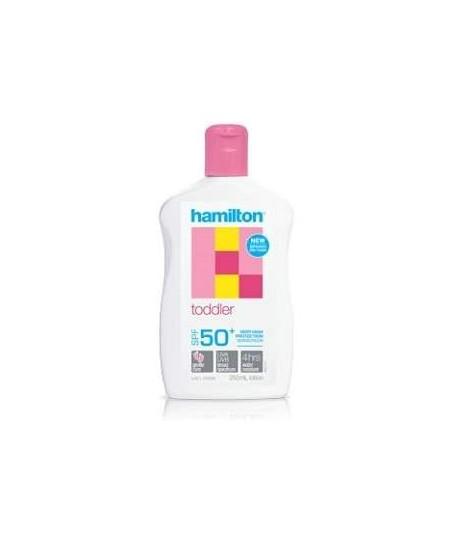 Hamilton Toddler Çocuk Losyonu Spf50+ 250 ml