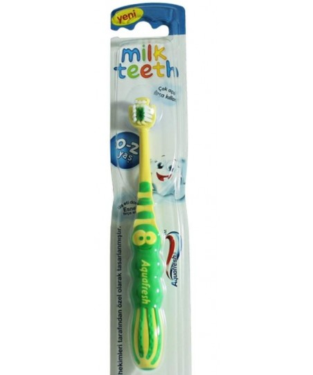 Aqua Fresh Çocuk Diş Fırçası 0-2 Yaş