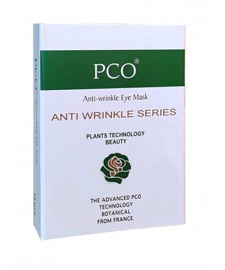 PCO Anti Wrinkle Eye Mask Kırışıklık Önleyici Göz Maskesi