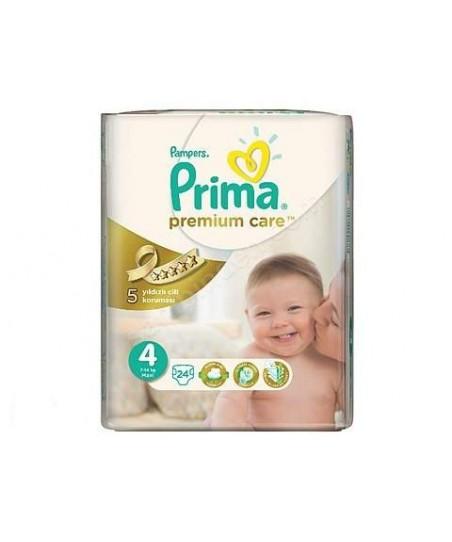 Prima Premium Care 4 Beden Maxi Tekli Paket 24'lü