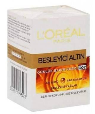Loreal Paris Besleyici Altın Göz Kremi 15ml