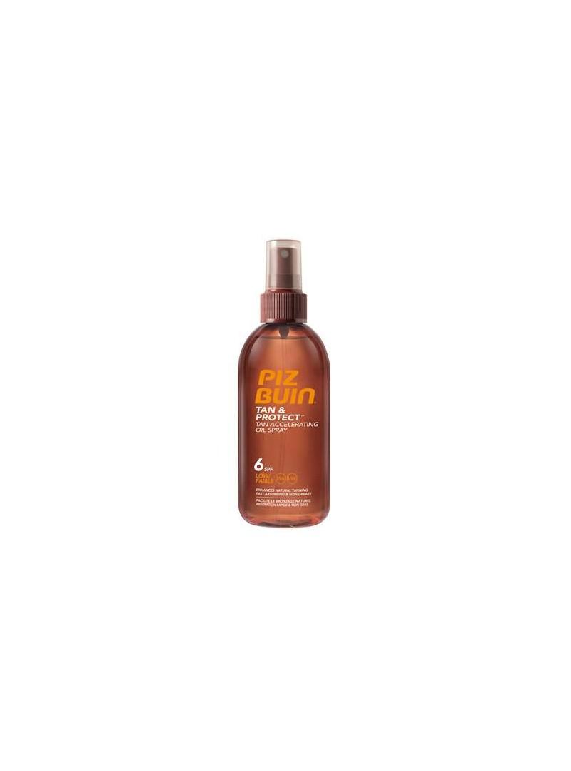 Piz Buin Bronzlaşma ve Koruma için Sprey Yağ SPF 6 150 ml