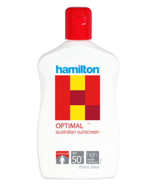Hamilton Optimal Losyon Spf 50 250 Ml