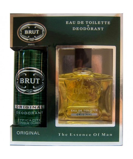 Brut The Essence Of Man...