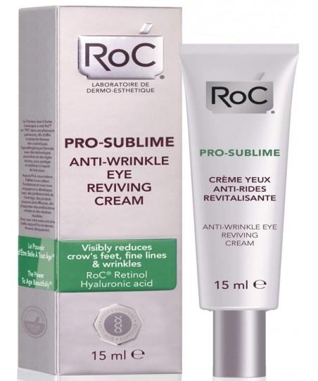 Roc Pro-Sublime Anti-Wrinkle Kırışık Karşıtı Canlandırıcı Göz Kremi 15 ml
