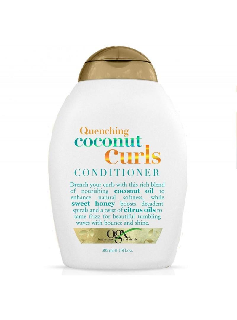 Organix Coconut Curls Nemlendirici Bukle Bakım kremi 385 ml