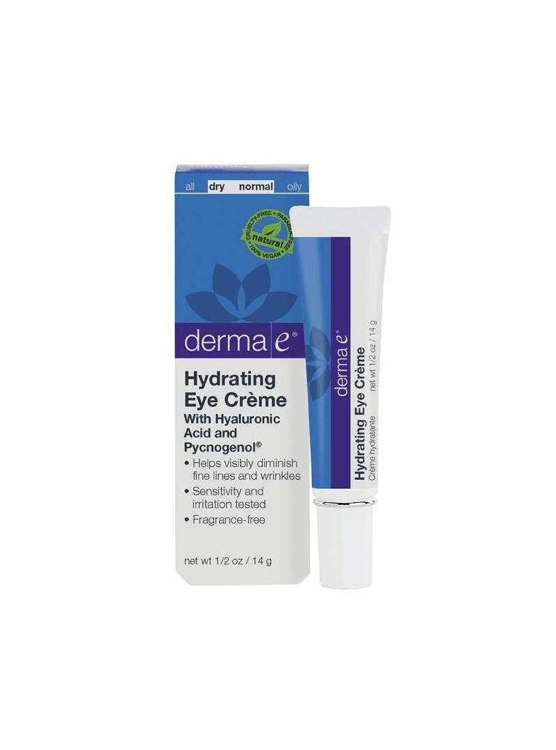 Derma E Hydrating Eye Creme 14gr - Göz Çevresi Bakım Kremi