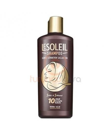 Le Soleil Güneş Görmeyen Saçlar İçin Şampuan 650 ml - Normal Saçlar