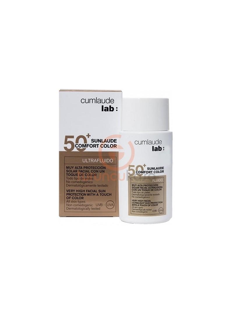 Cumlaude Lab Sunlaude SPF 50+ Comfort Color 50 ml
